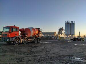 betono mazgas